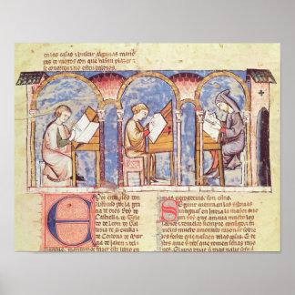 Fabricantes de tabla de juegos, del 'libro de jueg póster