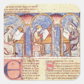 Fabricantes de tabla de juegos, del 'libro de pegatinas cuadradases personalizadas