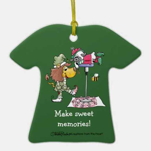 Fabricantes del bastón de caramelo del león y del  adorno de navidad