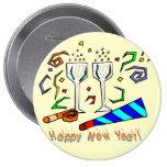 Fabricantes del ruido del Año Nuevo Pins
