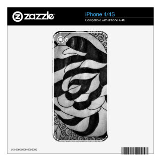 Fabricated Story Intervals iPhone 4S Decals