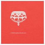 [Crown upside down]  Fabrics Fabric