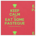 [Chef hat] keep calm and eat some pasteque  Fabrics Fabric