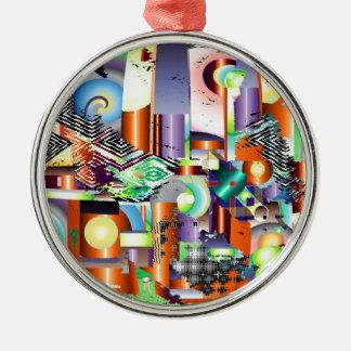 fabrique metal ornament