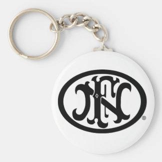 Fabrique Nationale Keychain