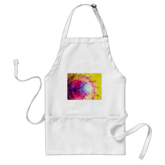 Fabstract Rings Adult Apron