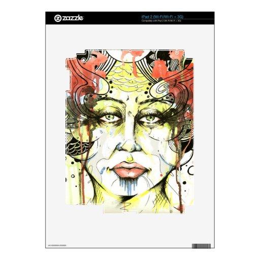 Fábulas iPad 2 Skin