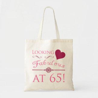 Fabuloso en 65 bolsa tela barata