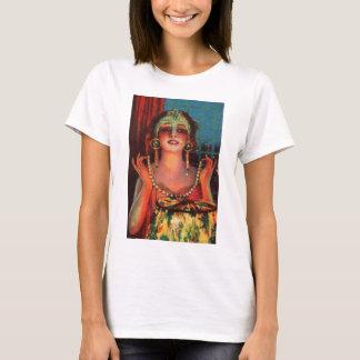 Fabulous 1920s Flapper Era Showgirl T-Shirt