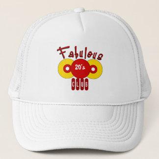 Fabulous 20's Club Hats Caps 30's 40's 50's
