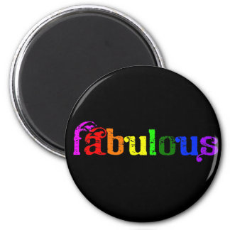 Fabulous 2 Inch Round Magnet