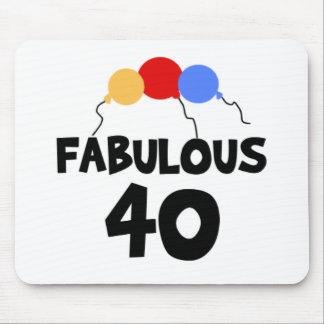 Fabulous 40 mouse pad