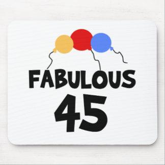 Fabulous 45 mouse pad