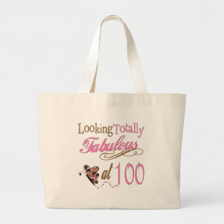 Fabulous at 100 Years old Bag