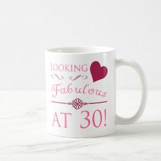 Fabulous At 30 Coffee Mug