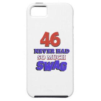 Fabulous at 46 iPhone SE/5/5s case