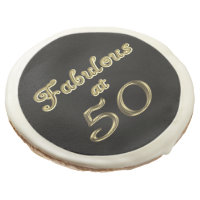 Fabulous at 50 Cookies Sugar Cookie