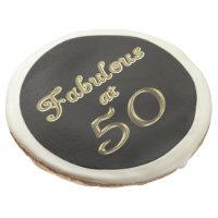 Fabulous at 50 Cookies Sugar Cookie