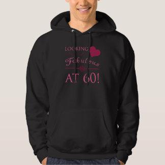 Fabulous At 60 Hooded Sweatshirt