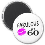 Fabulous at 60 magnet