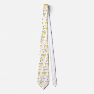 Fabulous at 90 years tie