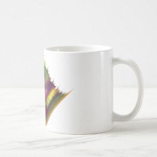 Fabulous Bright Diamond Shaped Logo Coffee Mug