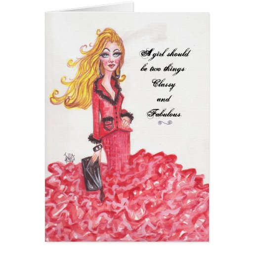 Fabulous-Card