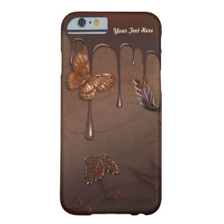 Fabulous Chocolate Ice Cream Melt iPhone 6 Case