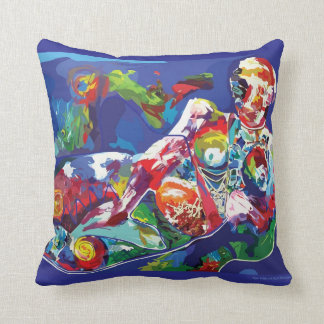 Fabulous Cushions Throw Pillow