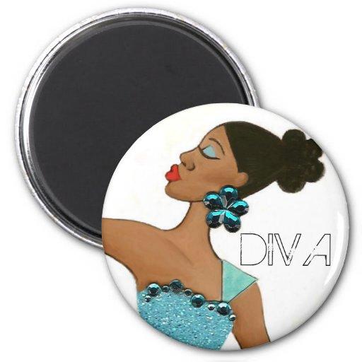 Fabulous Diva magnet