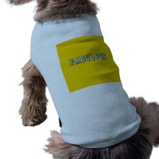 fabulous dog tee
