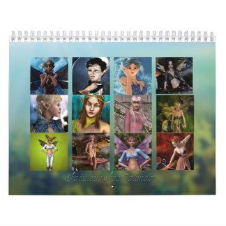 Fabulous Fae Calendar