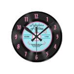Fabulous Fifties Vintage Wall Clock