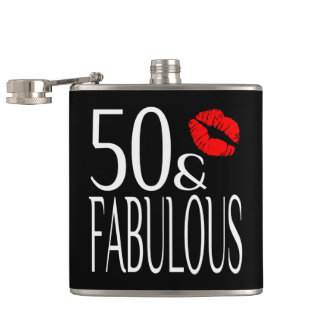 Fabulous Fifty Flasks