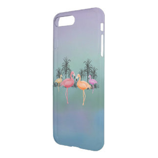 Fabulous Flamingos iPhone 8 Plus/7 Plus Case