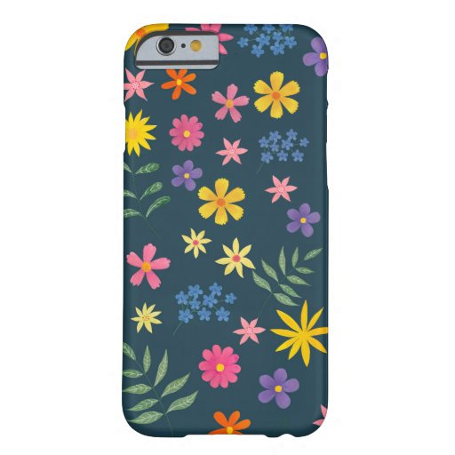Fabulous Floral Phonecase Barely There iPhone 6 Case