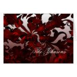 Fabulous Foliage Thank You Card