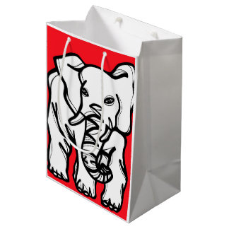 Fabulous Fortunate Tops Classical Medium Gift Bag