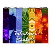 Fabulous Fractals Calendar