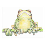 Fabulous Frog Postcard