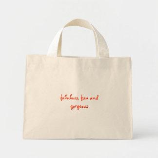 fabulous, fun and gorgeous tote bag