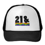 Fabulous Gay 21st Birthday Hats