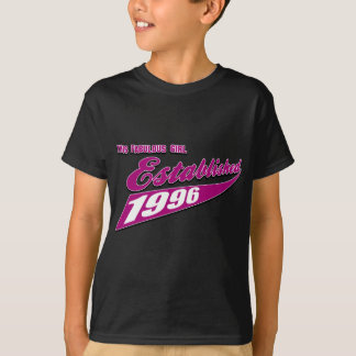 Fabulous Girl established 1996 T-Shirt