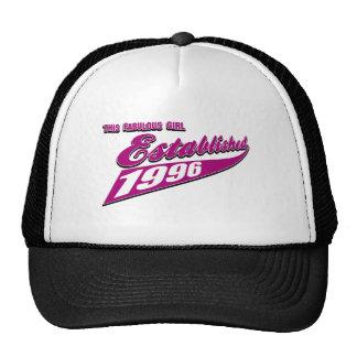 Fabulous Girl established 1996 Trucker Hat