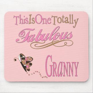 Fabulous Granny Mouse Pad