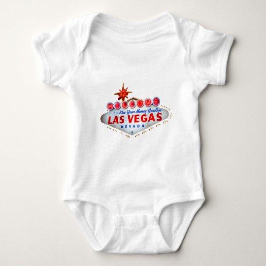 Fabulous Las Vegas Baby Bodysuit
