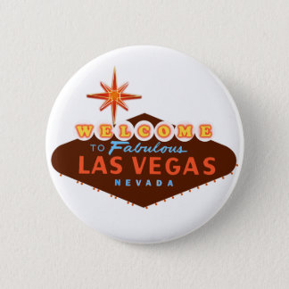 Fabulous Las Vegas Button