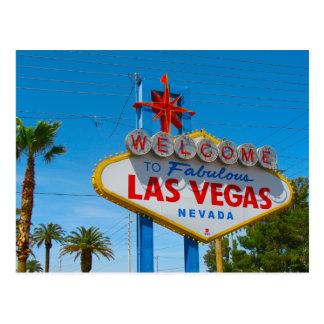 Fabulous Las Vegas Postcards