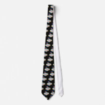 Fabulous Las Vegas Sign Men's Clothing Neck Tie