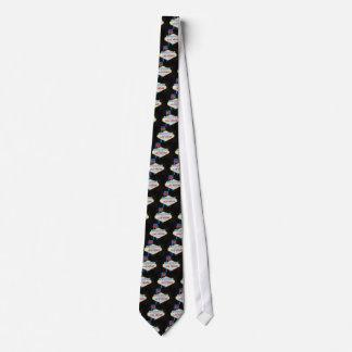 Fabulous Las Vegas Sign Men's Clothing Neck Tie